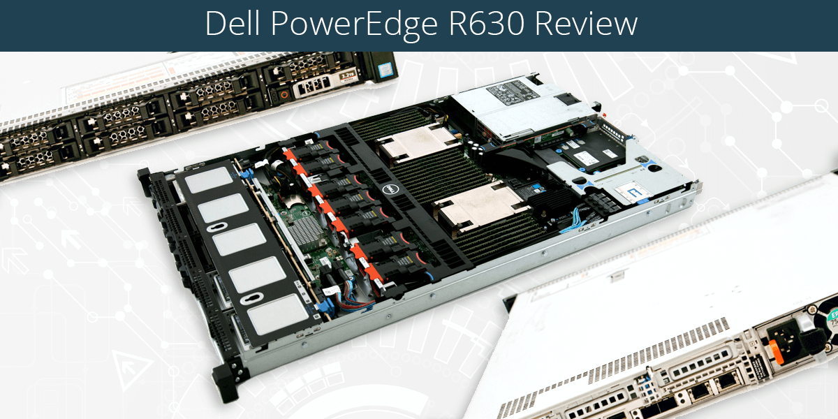 Product Review: The Dell PowerEdge R630