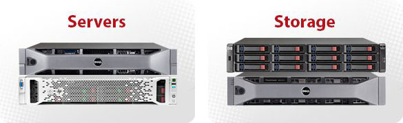 Aventis Systems Servers Storage