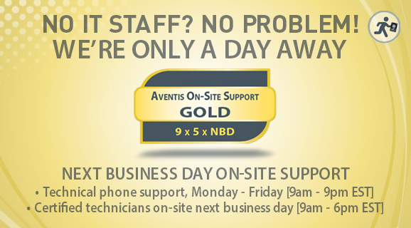 Aventis On-Site Support Gold