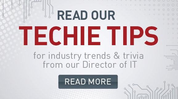 Techie Tips
