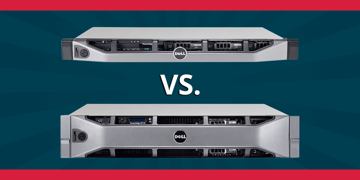 The Dell PowerEdge R630 vs. R730 — Which Is Right For You?