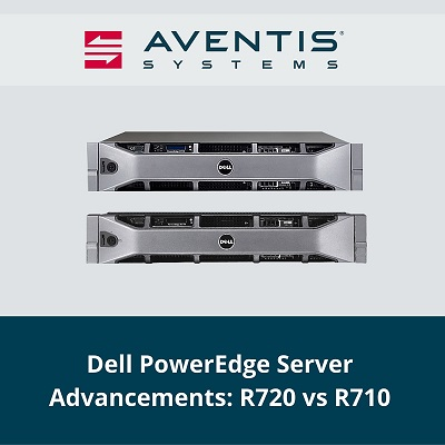 Dell PowerEdge R720 vs R710