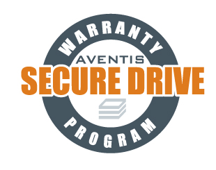 Aventis Secure Drive Logo