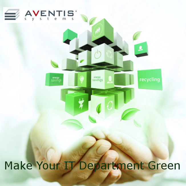 How Your IT Department Can Become More Eco-Friendly