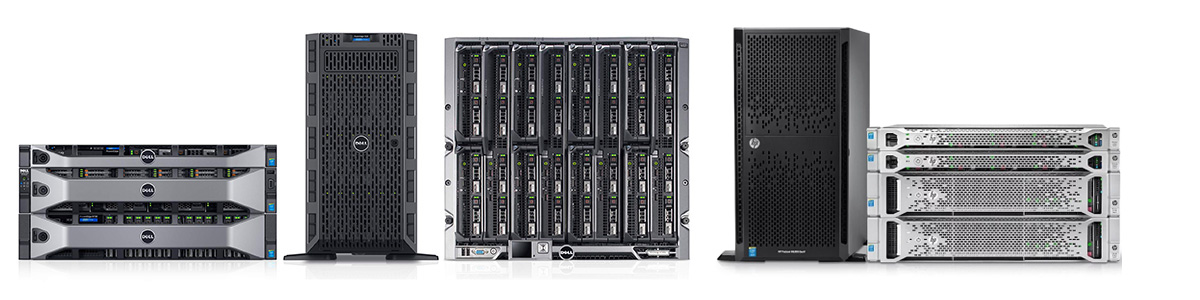 New, Refurbished & Used Servers For Business | Aventis Systems